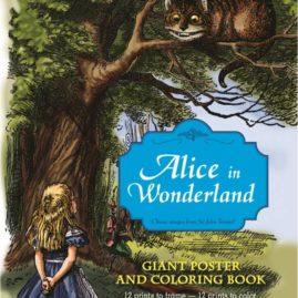 Alice in Wonderland – Giant Art Poster