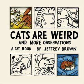 A Cat Book by Jeffrey Brown
