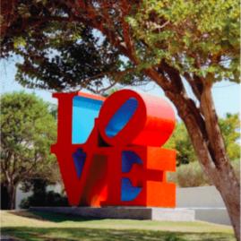 Robert Indiana, a Sculpture Retrospective