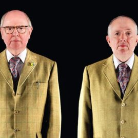 Gilbert & George , the great exhibition